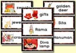 Diwali Themed Resources