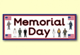 Memorial Day Resources