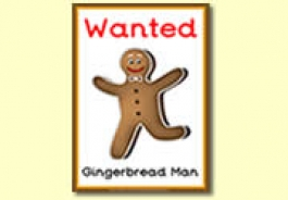The Gingerbread Man Resources