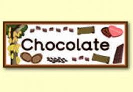 Chocolate Themed Resources