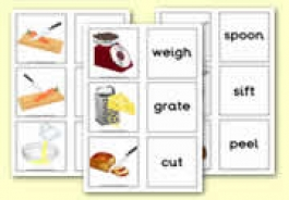 Cooking Equipment Themed Resources