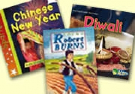 Religious Festival & Celebration Themed Books