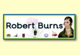 Robert Burns / Scottish Themed Teaching Resources