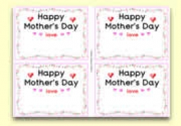 Mother's Day Teaching Resources
