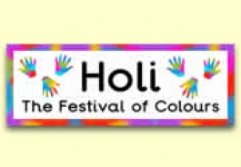 Holi Teaching Resources