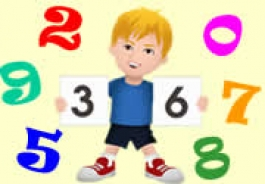 Letter 'a' Themed Number Activities