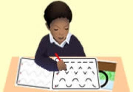 Letter 'a' Themed Pre-Writing  and Letter Formation Activities
