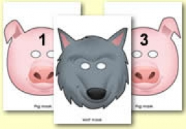 The Three Little Pigs Resources