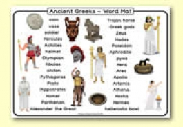 Ancient Greece - The Ancient Greeks Themed Resources