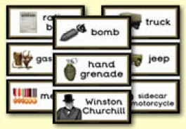 World War Two Teaching Resources
