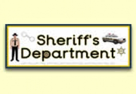 Sheriff's Department Role Play Resources