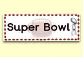 Super Bowl Resources