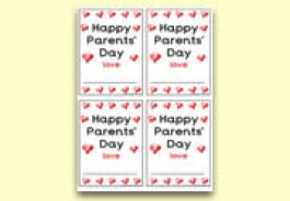 Parents' Day Resources