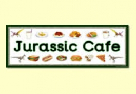 Dinosaur Park Cafe Role Play Resources