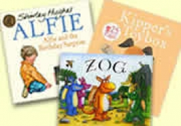 Letters 'a to z' Themed Books
