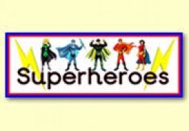 Superheroes Resources