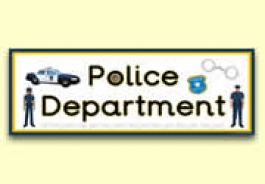 US Police Department Role Play Resources