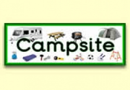 Caravan Park / Campsite Role Play Resources
