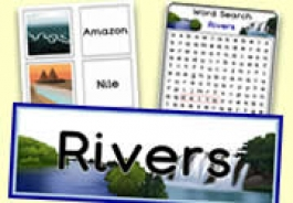 River Themed Resources