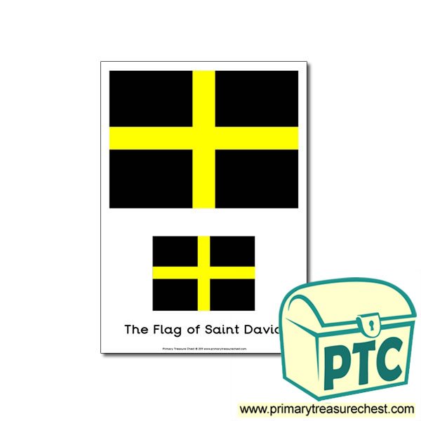 Flag of Saint David