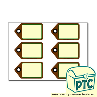 Role Play Farm Shop Tags/ Labels