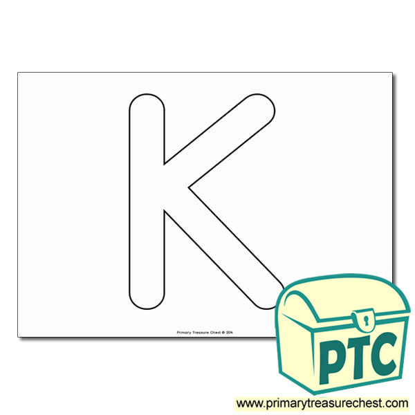 bubble letter k uppercase k letter formation activity sheet no 20701 | 1e81e4bb01f3fbda395a3dd46b185b07 L
