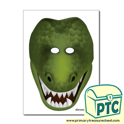 Dinosaur Role Play Mask