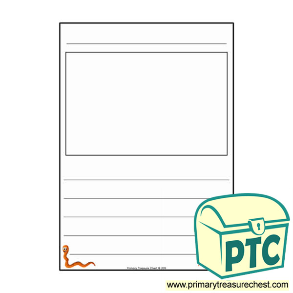 Writing Exercise Worksheet for World Book Day
