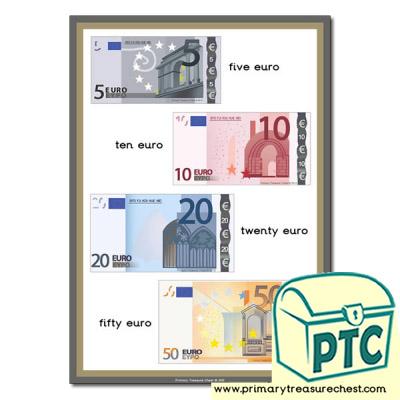 Euros Money Resources  Primary Treasure Chest