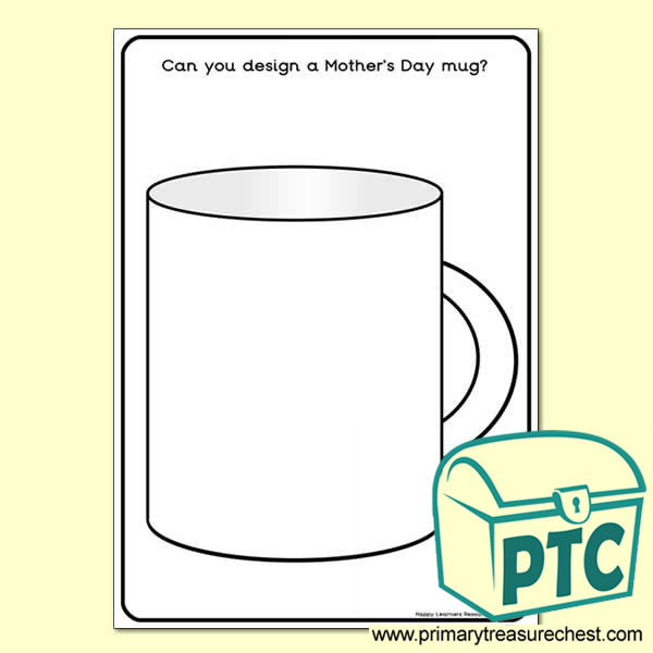 Design a Mug Worksheet