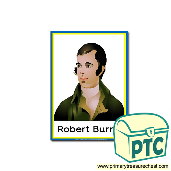 Robert Burns Poster