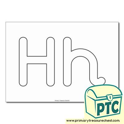 Bubble Letters H | www.pixshark.com - Images Galleries ...