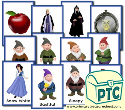 Posters-Snow White and The Seven Dwarfs