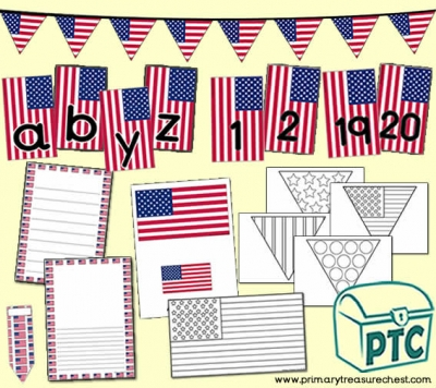 FREE Flag  Day Resource Pack