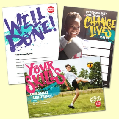 Download your Comic Relief Secondary Fundraising resources HERE!