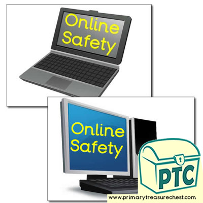 'Online Safety' Posters