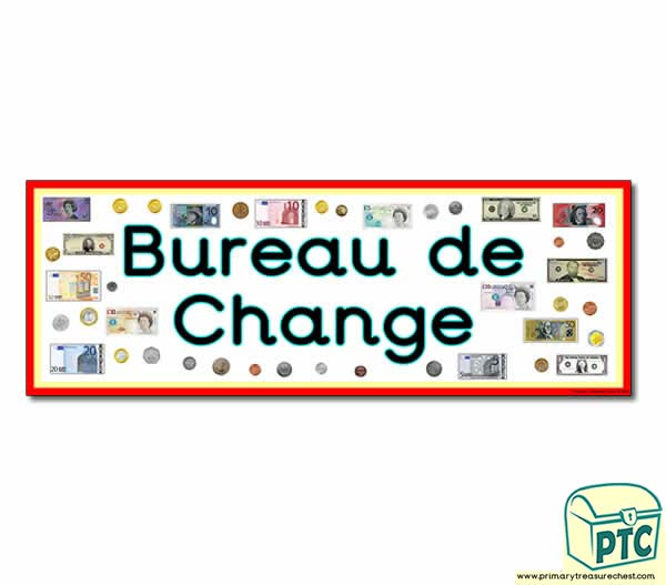 39 exchange de bureau 39 display heading classroom banner for Bureau exchange