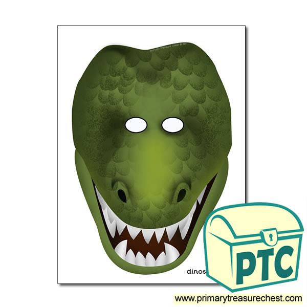 Dinosaur Role Play Masks