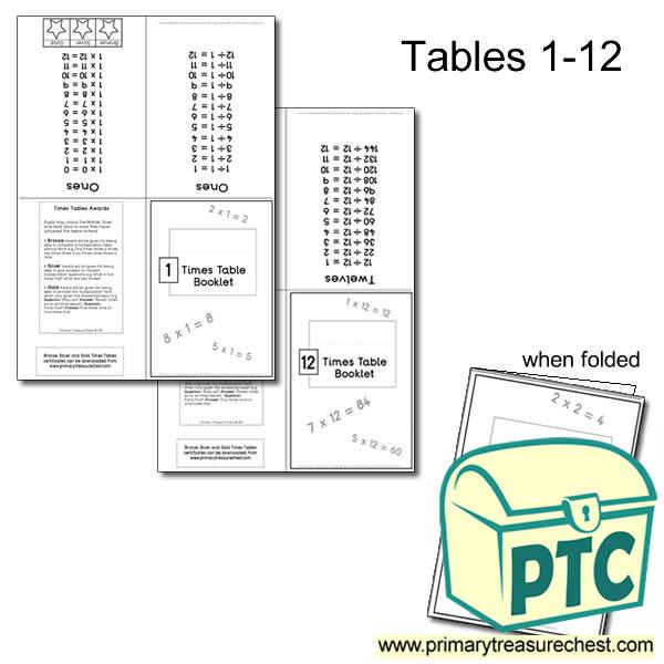 booklet format