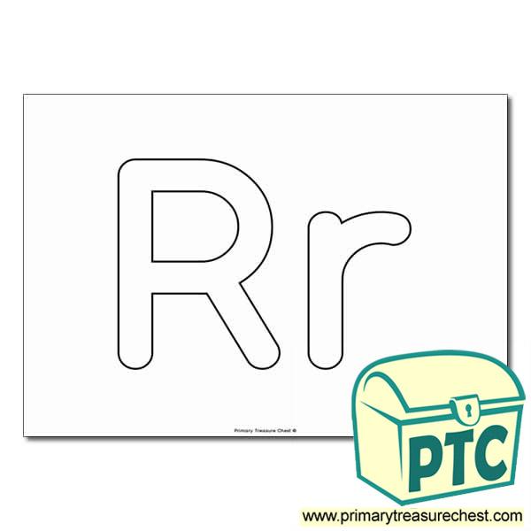 u0026 39 rr u0026 39  bubble letters formation activity