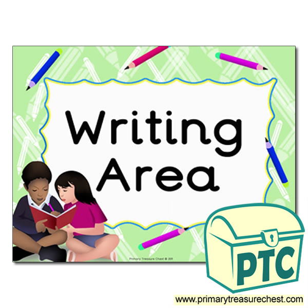 four writing areas of life
